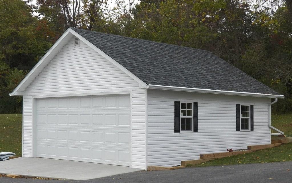 Construire son garage : les différentes étapes